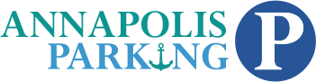 City of Annapolis, Maryland (MD) Parking Guide Logo