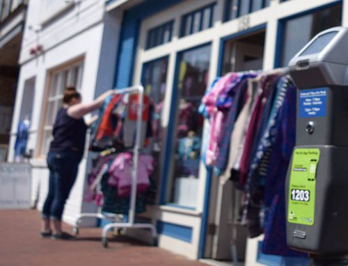 Enjoy Contactless Parking Payment in Annapolis with ParkMobile