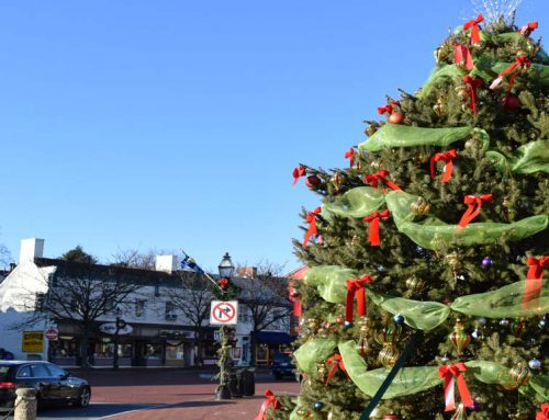 Park Free, Shop Local, and Shop Safe this Holiday Season